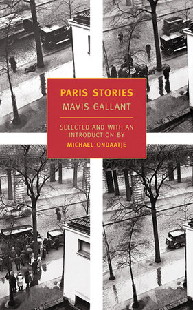 Paris Stories by Mavis Gallant