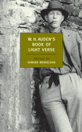 W. H. Auden's Book of Light Verse by