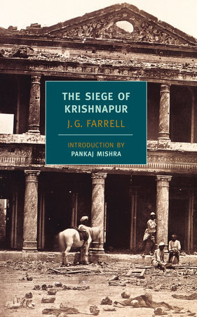The Siege of Krishnapur by