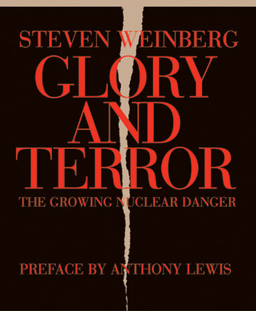 Glory and Terror by Steven Weinberg