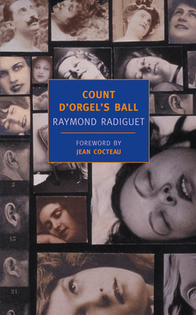 Count D'Orgel's Ball by Raymond Radiguet