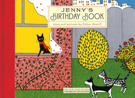 Jenny's Birthday Book by