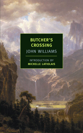 Butcher's Crossing by