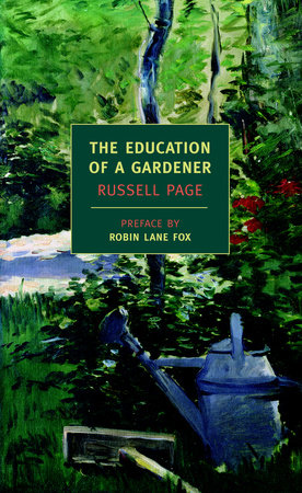 The Education Of A Gardener by