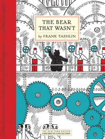 The Bear That Wasn't by