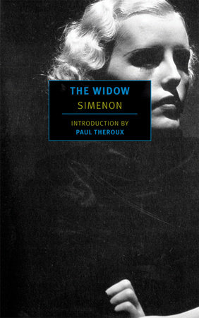 The Widow by Georges Simenon
