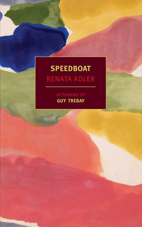 Speedboat by