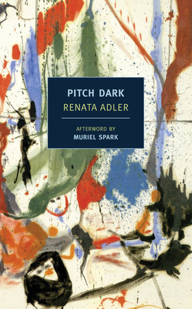PITCH DARK by Renata Adler