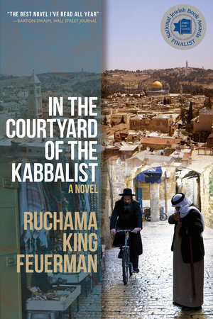 In the Courtyard of the Kabbalist by