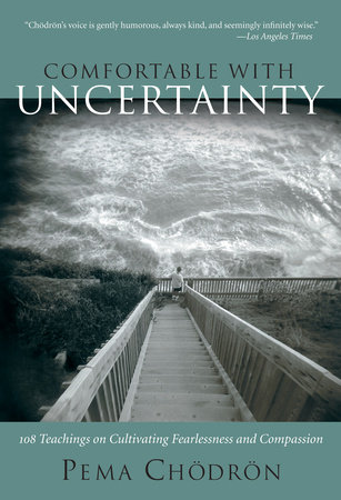 Comfortable with Uncertainty by