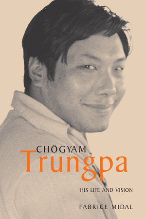 Chogyam Trungpa by