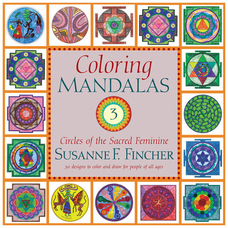 Coloring Mandalas 3 by