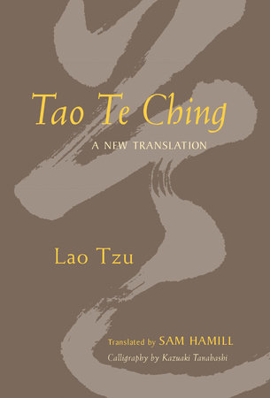 Tao Te Ching by Sam Hamill