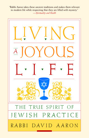 Living a Joyous Life by David Aaron