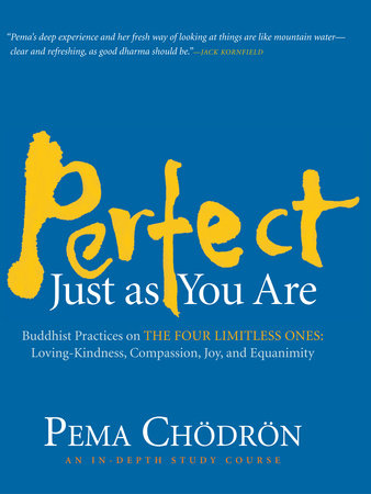 Perfect Just as You Are by