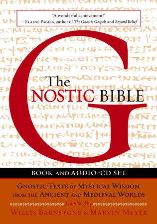 The Gnostic Bible (Book and Audio-CD Set) by