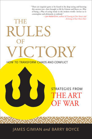 The Rules of Victory by Barry Boyce and James Gimian