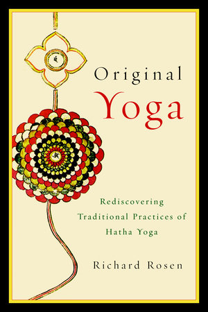 Original Yoga by Richard Rosen