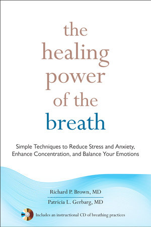 The Healing Power of the Breath by Richard Brown and Patricia Gerbarg