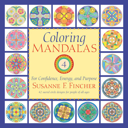 Coloring Mandalas 4 by