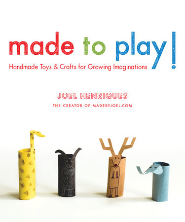Made to Play! by Joel Henriques