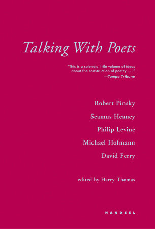 Talking With Poets by