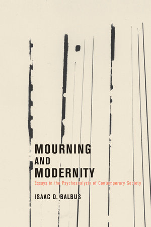 Mourning and Modernity by