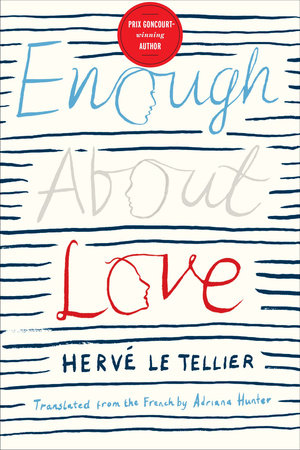 Enough About Love by