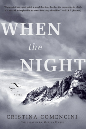 When the Night by Cristina Comencini
