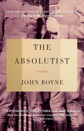 The Absolutist by