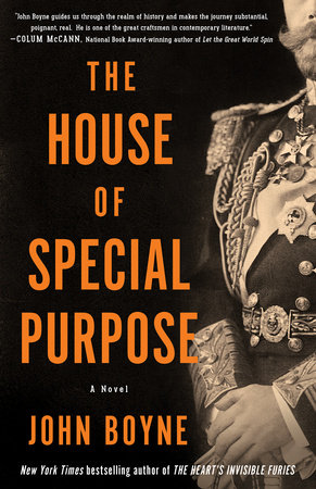 The House of Special Purpose by