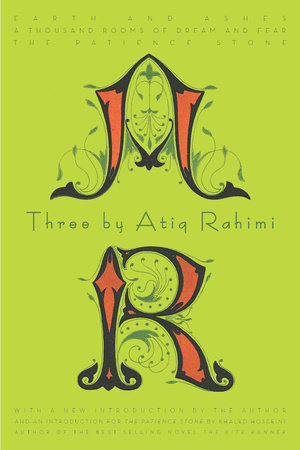 Three by Atiq Rahimi by