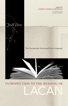 Introduction to the Reading of Lacan by Joel Dor