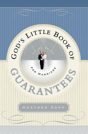 God's Little Book of Guarantees for Marriage by