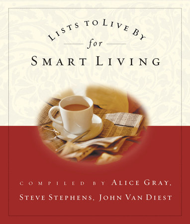 Lists to Live By for Smart Living by