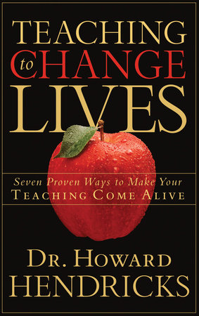 Teaching to Change Lives by