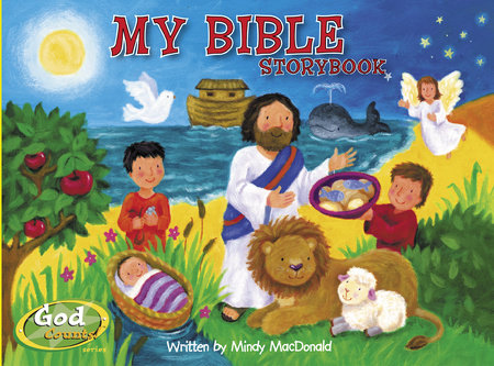 My Bible Storybook by