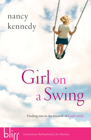 Girl on a Swing by Nancy Kennedy