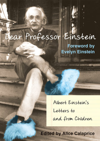 Dear Professor Einstein