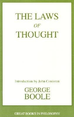 The Laws of Thought by George Boole