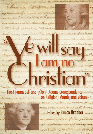 Ye Will Say I Am No Christian by