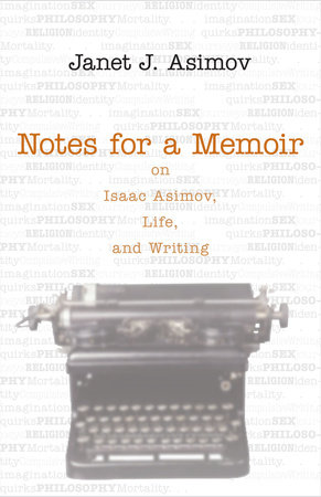 Notes for a Memoir by