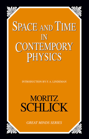 Space and Time in Contemporary Physics by