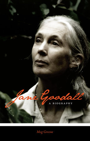 Jane Goodall by