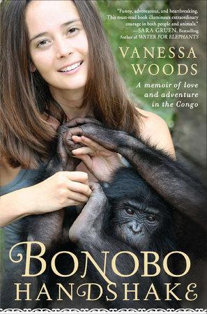 Bonobo Handshake