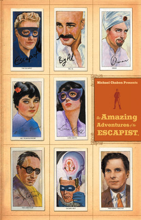 Michael Chabon Presents... The Amazing Adventures of the Escapist Volume 2