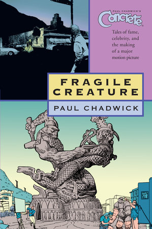 Concrete Volume 3: Fragile Creature