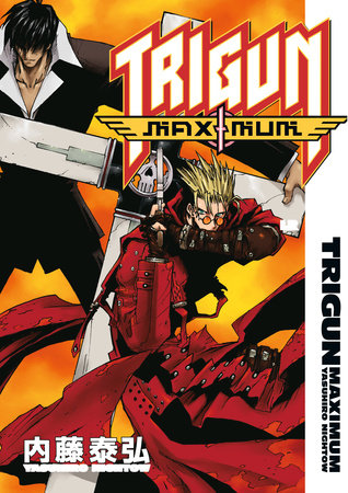 Trigun Maximum Volume 9