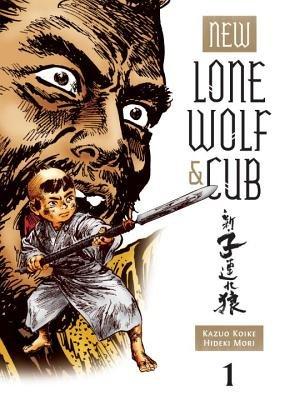 New Lone Wolf And Cub Volume 1 Penguin Random House International