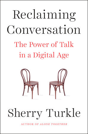 Reclaiming Conversation book cover